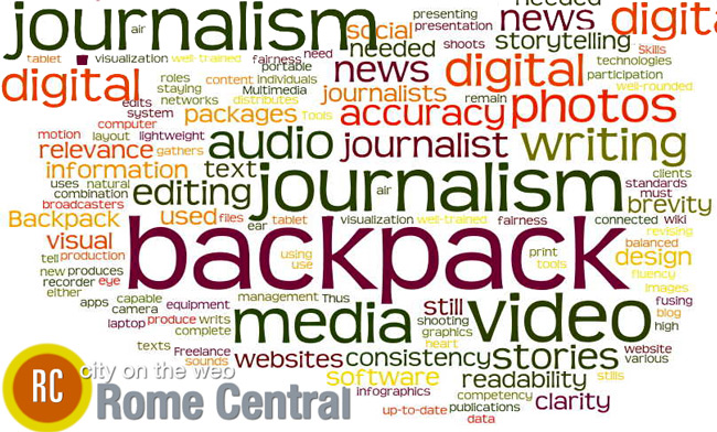 RomeCentral_Backpack_Journalism_Wordle