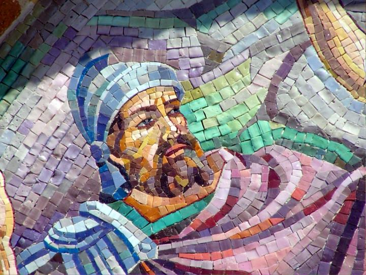 Mosaic_Art_roman-soldier@Rome
