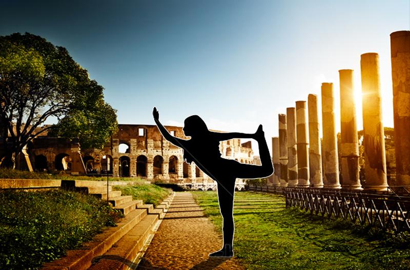yoga@Rome