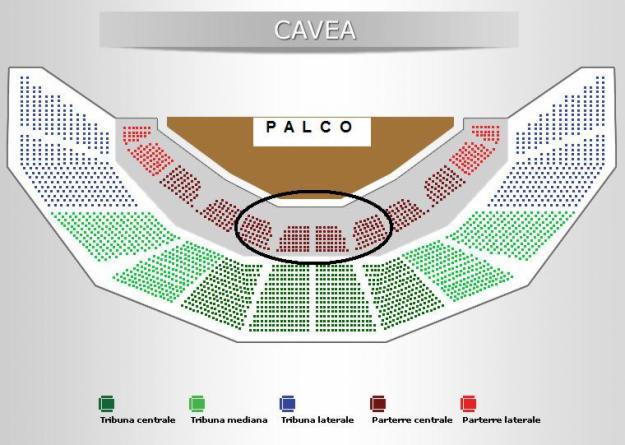 Visitiamo tre grandi bugs di roma auditorium parco della for Auditorium parco della musica sala santa cecilia posti migliori