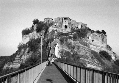 Civita di bagno regio la citt morente rome central magazine city on the web - Civita di bagno ...