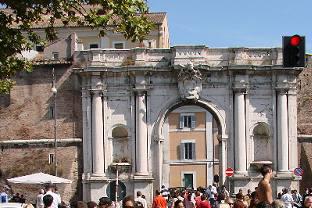 Rome central magazine city on the web exploring rome s - Porta portese roma case ...