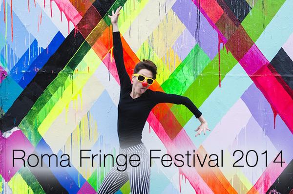 Theatre & Bio Market at Roma Fringe Festival 2014