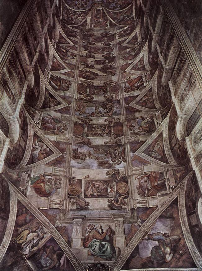 Michelangelo_Buonarroti_Cappella-Sistina