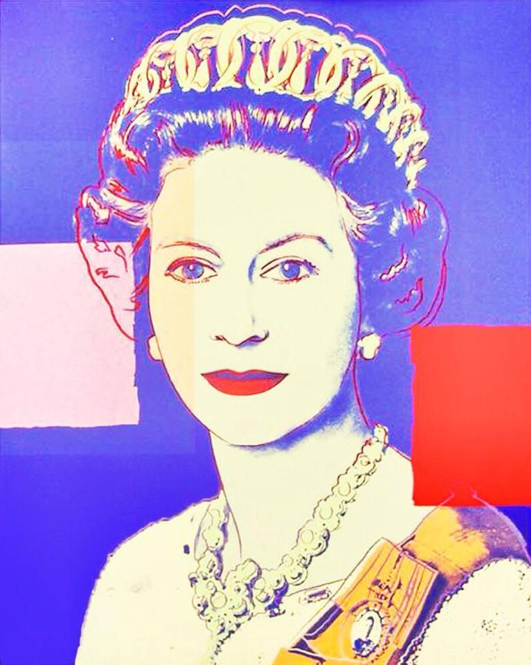 Queen-Elizabeth_AndyWarhol