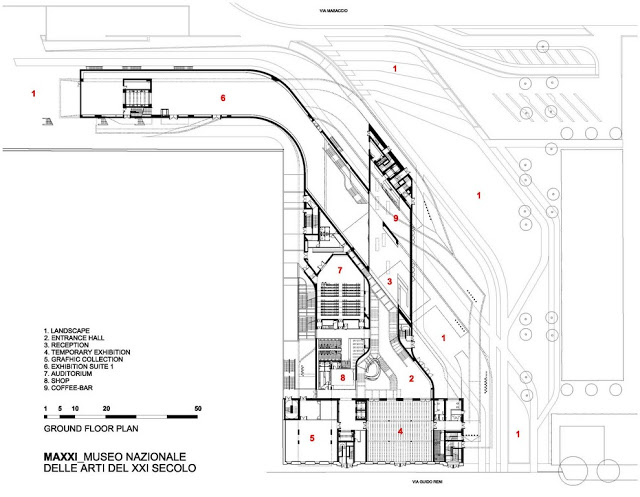 Rome_MAXXI_Ground-floor-plan