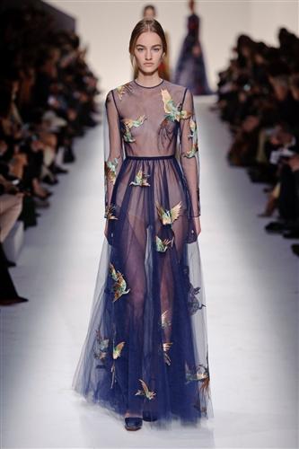 Valentino Fashion Show in Rome
