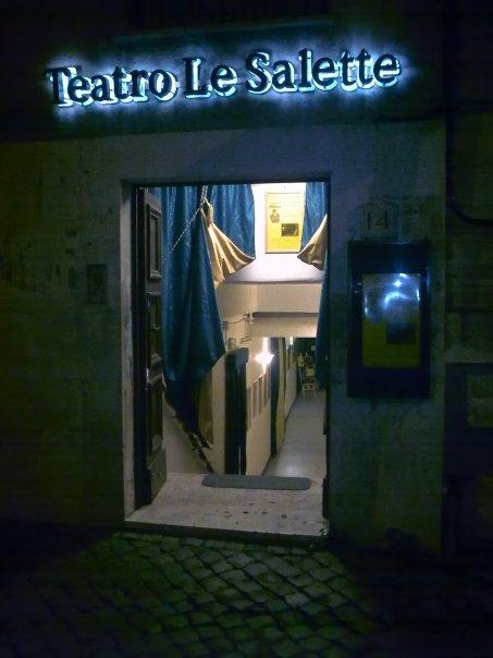 LE SALETTE_teatro_Roma