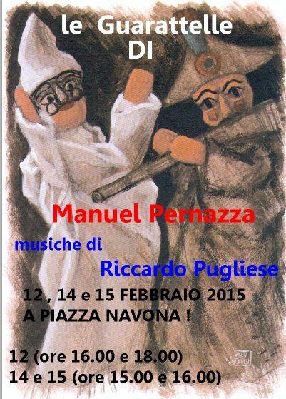 Teatrino dei Burattini di Manuel Pernazza