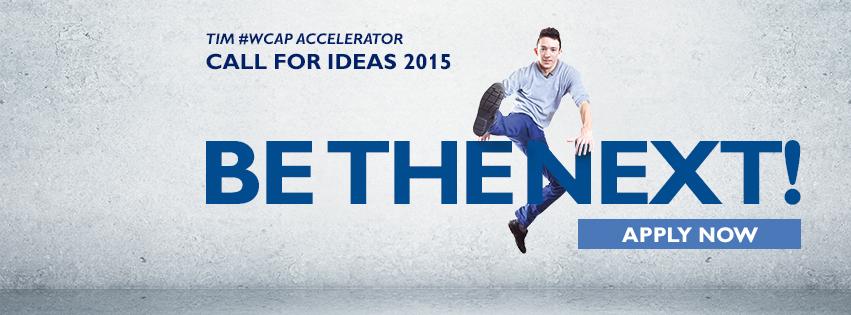 Copertina Call for Ideas 2015