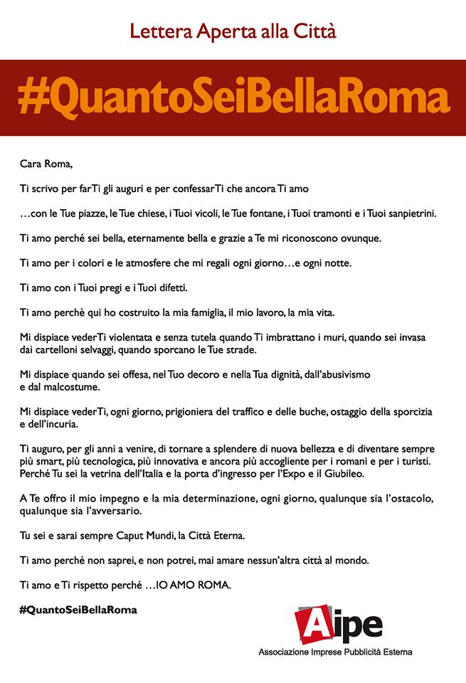 Roma_quantoseibellaroma_Aipe_WAYAP_lettera-aperta