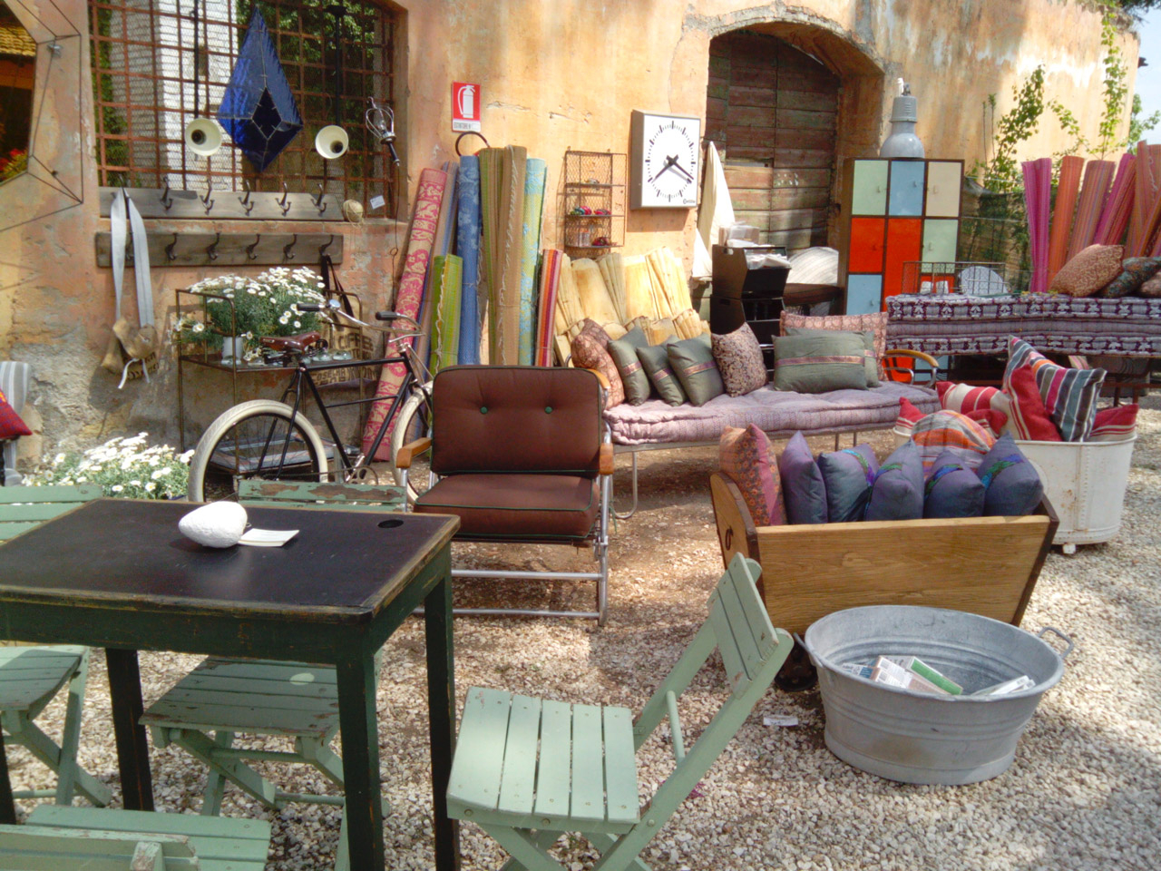 Complementi arredo campagna country rome central for Arredo country