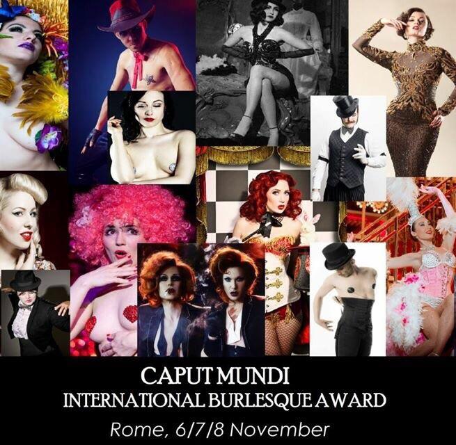 Caput-Mundi_International-Burlesque-Award