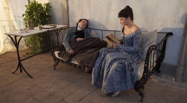 Dal film di Martone: La vita del Giovane Favoloso (da un verso di Anna Maria Ortese).