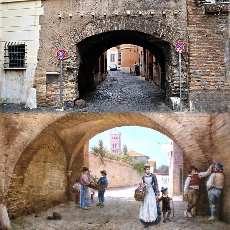Trastevere-Walking-Tour_arco-dei-Tolomei