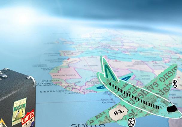 Viaggiare-aereo