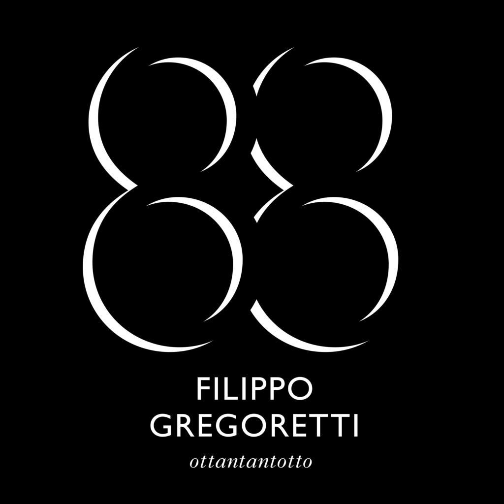 Filippo-Gregoretti_88_CD-Cover_FRONT