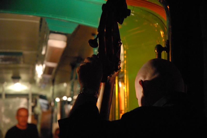 Tram-Jazz_roma-tour-notturno-Treno