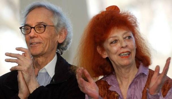 Chrsito-e-moglie_Jeanne-Claude