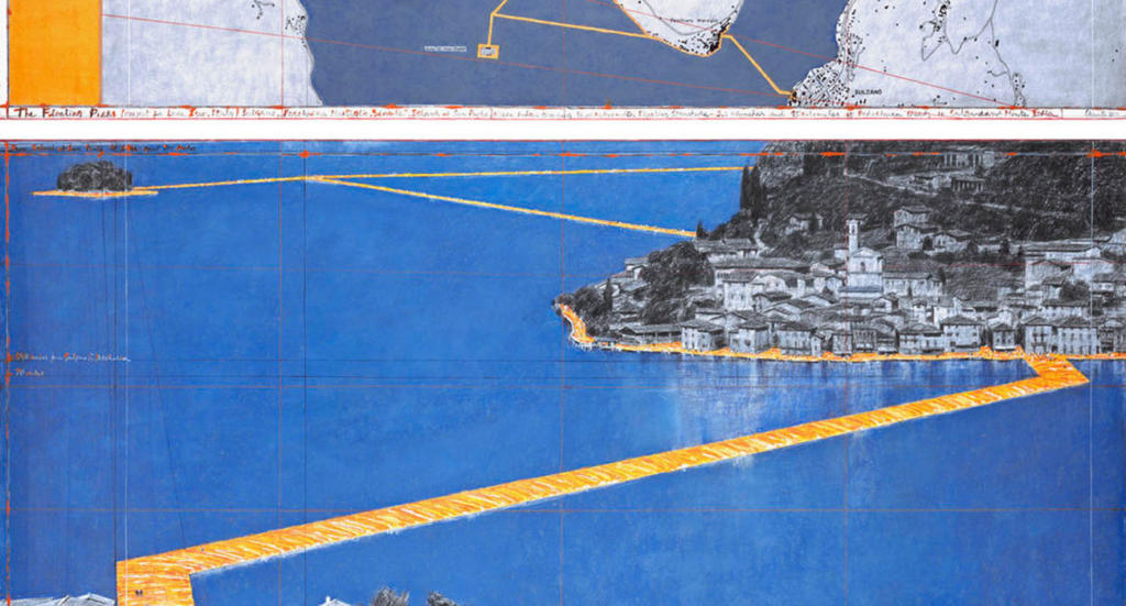 Lago-d-Iseo_The-Floating-Piers_Christo_&_Jeanne-Claude_view