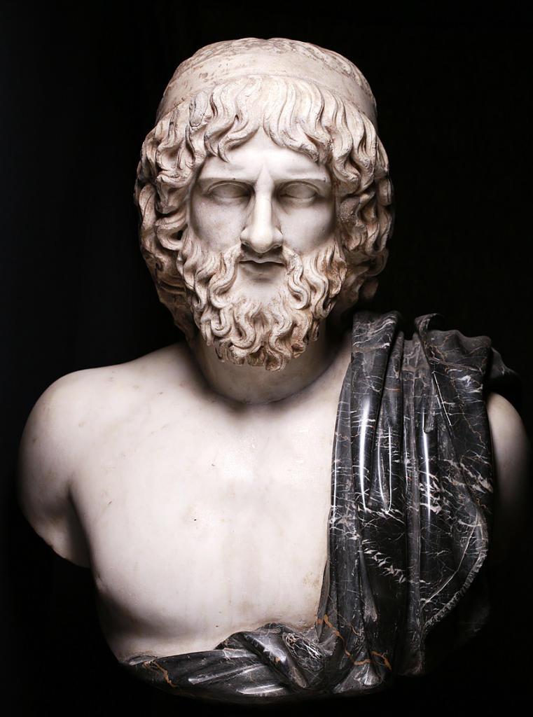 Busto di Plutone ph- Oliver Roller