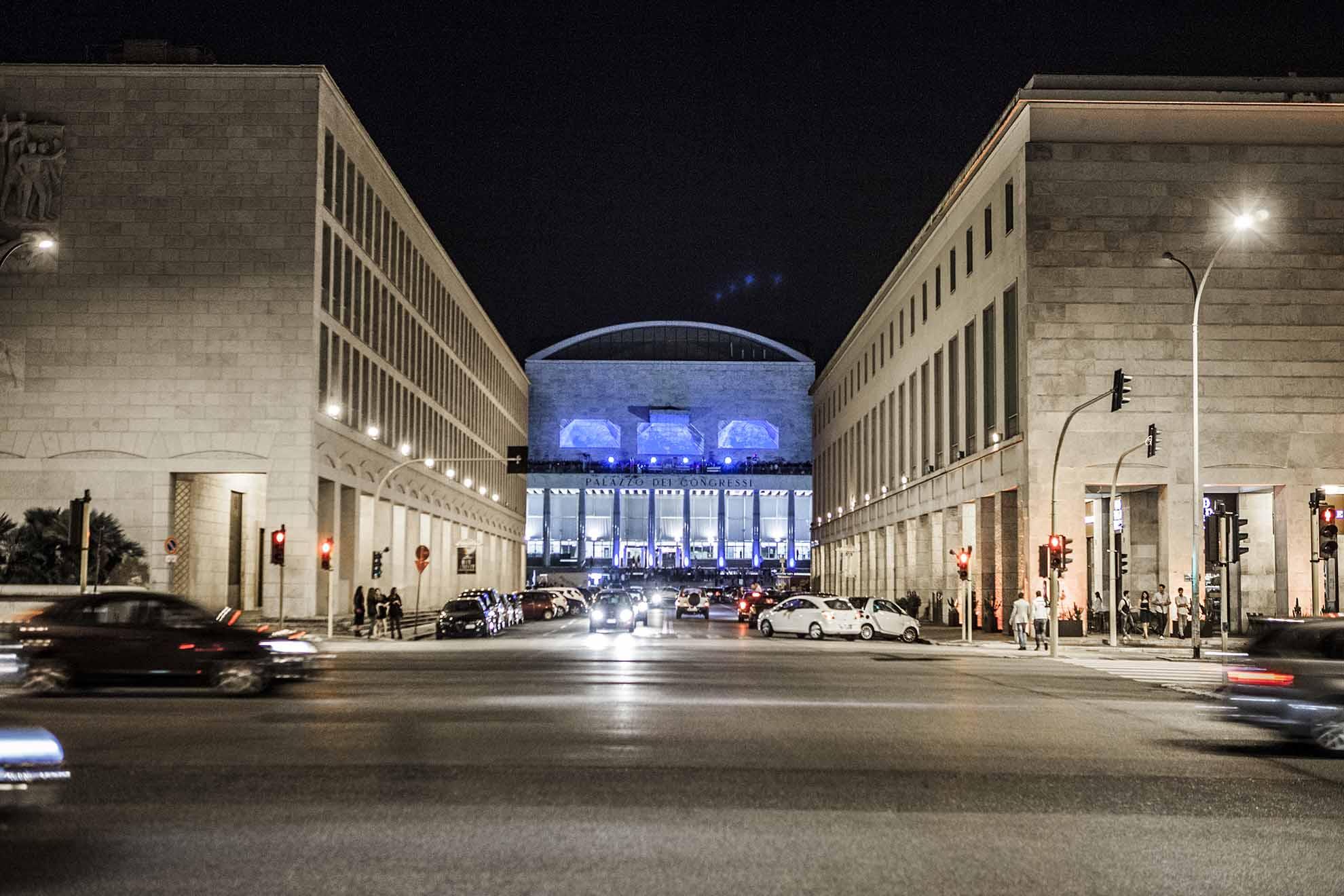 Le Terrazze Dell Eur Roma Palazzo Congressi Rome Central