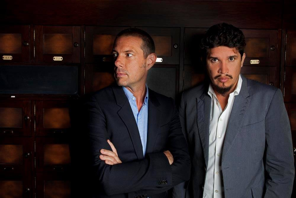 Thievery Corporation Alle Terrazze Dell Eur Rome Central