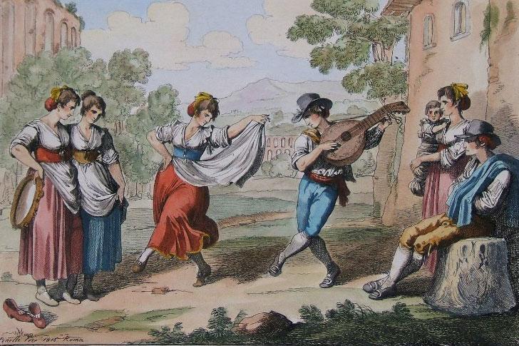 Stornelli-romani