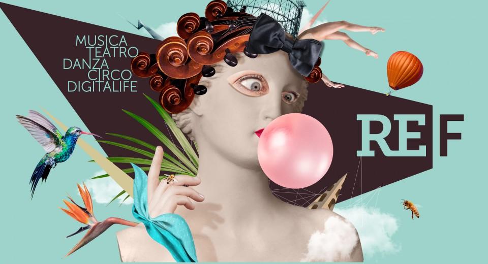 RomaEuropa Festival 2016 teatro - Что посмотреть в Риме. Неделя 46