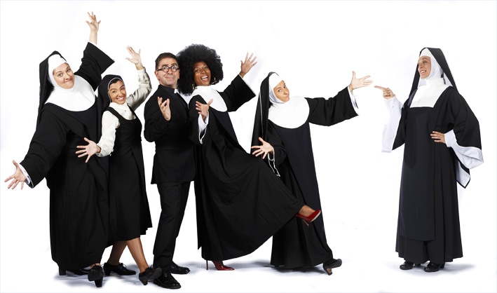 Sister act it is not sacrilege it is soul rome central magazine city on the web - Aggiungi un posto a tavola lyrics ...