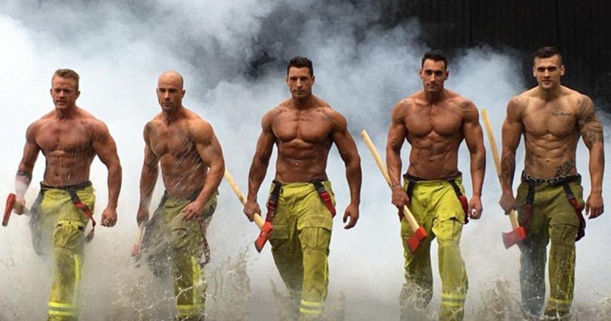 Calendario Pompieri.Calendario Pompieri Rome Central Magazine