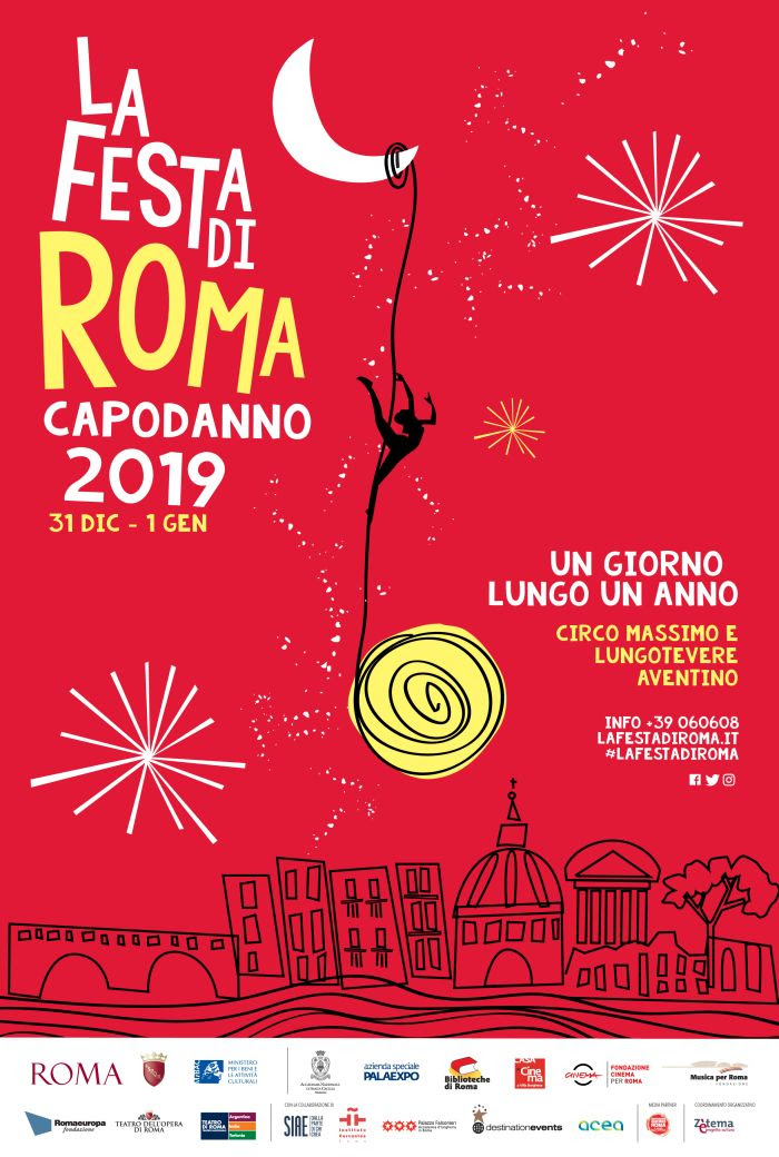 The Rome Feast Of New Year 2019 Rome Central Magazine