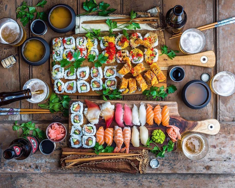 Japan Food Festival 2019 The Event Dedicated To Japanese